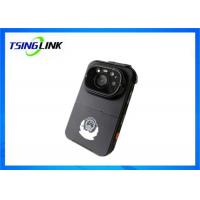 Wholesale Custom Outdoor 4G Body Worn Camera WiFi GPS Law Enforcement Recorder from china suppliers