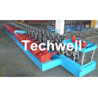 Wholesale Quick Change C / Z Shaped Purlin Roll Forming Machine  / Channel Roll Forming Machine from china suppliers