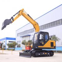 Wholesale ZM-70 7.5ton Crawler Excavator Machine from china suppliers