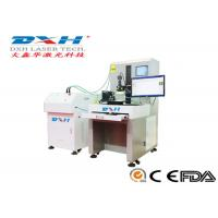 China High Speed Spectroscopical Fiber Laser Welding Machine With CCD System 80J on sale