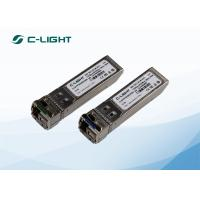 Wholesale SFP-10G-BX-U 10G cisco compatible sfp modules 10GBASE-LR LW Fibre Channel from china suppliers