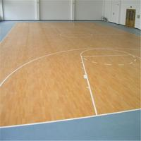 Buy cheap 8mm Professional PVC Basketball Sports Flooring from wholesalers