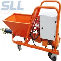 Wholesale 7.5kw Mortar Cement Spraying Equipment 3 Phase Mortar Spraying Machine from china suppliers