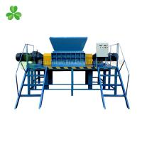 Wholesale High Capacity Industrial Shredder Machine / Waste Car Shredder 10 Tons Capacity from china suppliers