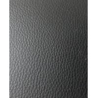 Wholesale 0.85mm Thickness PVC Leather Cloth Embossed Pattern with Genuine Leather Handfeeling from china suppliers