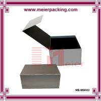 Wholesale Custom flat magnetic box, cosmetic paper packaging box ME-MG002 from china suppliers