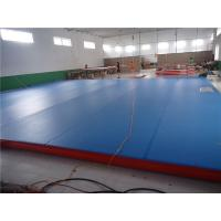 Wholesale Professional Air Track Mat Parkour Air Mat For Practice 15*2*0.2M from china suppliers