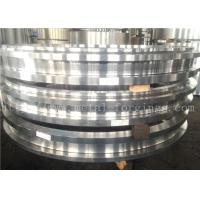 Wholesale Hot Rolled ASTM JIS BS EN DIN Steel Forging Rings  Heat Treatment And Machined from china suppliers