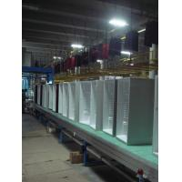 High Efficiency Refrigerator Final Assembly Line Speed Controlled By Frequency Variation