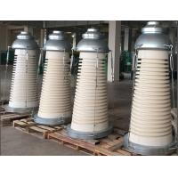 China Glazed Alumina Industrial Ceramic Tube Metal Part Electric Industry on sale