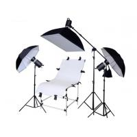 Wholesale Mini Business 1/800 - 1/1200s Flash Duration Studio Lighting Kits from china suppliers