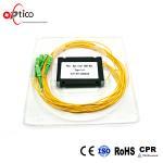 Wholesale 4 Way Passive Fiber Optic Splitter Module Full Operating Wavelength from china suppliers