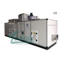Wholesale 8000m³/h 30%RH Automatic Temperature & Humidity Control Desiccant Dehumidifier from china suppliers
