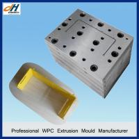 China PVC/PPo Wire Duct Slot Extrusion Mould for sale
