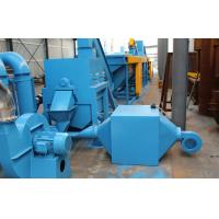 PE / ABS / PET Flakes Washing Line , Vertical Horizontal Centrifugal Dryer Machine for sale