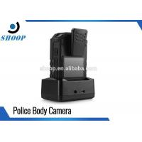 Wholesale Ambarella A7L50 Police Wearing Body Cameras , Police Wearable Camera IP67 32MP WIFI from china suppliers