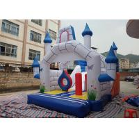 Wholesale 0.55mm PVC Fire Resistant Outdoor Happy Hop Inflatable Jumping Castle from china suppliers