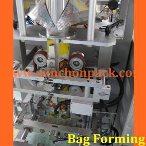 Quality Automatic chemical formula dishwashing liquid Packaging Machine 220V / 380V for sale