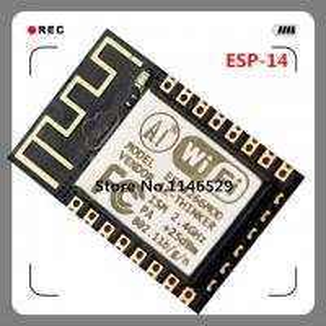 Wholesale ESP8266 serial WIFI module, wireless module, model ESP-14 from china suppliers