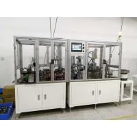 Wholesale 50HZ 2.5KW Automatic Assembly Machine 4800*1400*1800mm For Capacitor Assembly from china suppliers