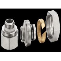 Wholesale Zinc Plating Brass Threaded Fittings For Stainless Steel Water Manifold from china suppliers