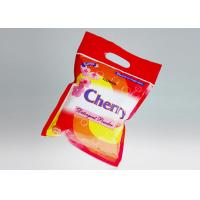 China Plastic Flexible Washing Powder Packaging Bags / Compound Bag For Promotional for sale
