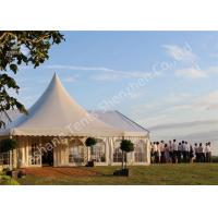Wholesale Decorated Luxury Wedding Party Tents Marquee With Noble  Gorgeous Linings from china suppliers