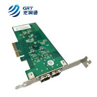 IEEE member Compatible Allied Telesis 2973SX PCIe 1000Mb dual port SFP Network Interface Card for Server for sale