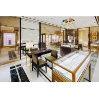 Wholesale Fashion Jewelry Kiosk Showcase for Jewellery Shop Furniture of Stainless steel display counters with Wall display case from china suppliers