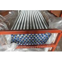 Wholesale A179 SMLS Carbon Steel OD19X1.25WT LL Type Fins Radiator Tube with Spacer Box from china suppliers