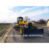 Wholesale XCMG 215HP MOTOR GRADER GR215 WITH RIPPER AND FRONT BLADE  XCMG Axle Motor Grader from china suppliers