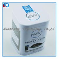 Wholesale Rectangle Coffee Tin Box from china suppliers