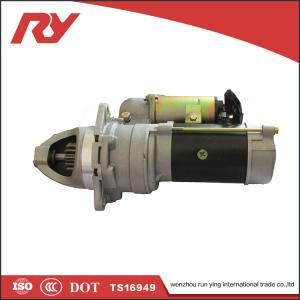 Buy cheap Professional TS16949 Nikko Starter Motor , Durable High Speed Starter Motor from wholesalers
