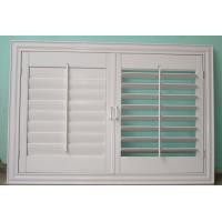 Wholesale Exterior Decorative Adjustable Louver Plantation Window Shutter from china suppliers