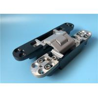 28x160 mm Zinc Alloy Adjustable Concealed Hinges For Wooden Metal Door for sale