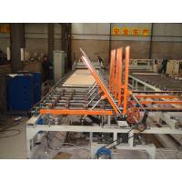 China Advanced Technology Double Side Gypsum Board PVC and Aluminum Foil Laminated Machine on sale