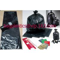 Wholesale PLASTIC liner, swing bin liner, white bags, green bags, black bags, nappy bags, bin bags from china suppliers