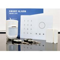 Wholesale Wireless Transmission Home Intruder Alarm WIth Touch Keypad from china suppliers