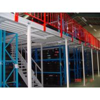 Wholesale Industrial Warehouse Multi Tier Mezzanine Rack / Metal Storage Shelves from china suppliers