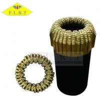 Wholesale Thermally Stable Polycrystalline Diamond Drill Bits , TSP Drill Bit Matrix Body Type from china suppliers