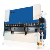 Wholesale carbon steel plate metal hydraulic sheet bending machine with DA58T control system from china suppliers