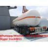 best seller 50m3 bulk lpg gas road transported tanker in 2019s, new manufactured cheaper 20tons propane gas tanker for sale
