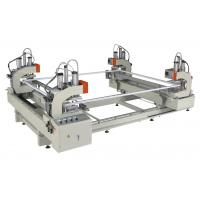 Wholesale Stable operation UPVC Window Machine , CNC Horizontal Four Point Welding Machine from china suppliers