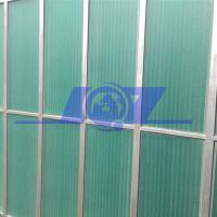 China Germany technology high quality GRP/FRP heat insulation sound insulation wall panel on sale