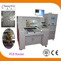 Buy cheap Operated in Y-direction PCB Depaneling with Differing Cutting Fixtures from Wholesalers