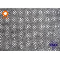Wholesale Customized Plastic Style Needle Punched Felt Non Woven Fabric For Dedicated Table Mat from china suppliers