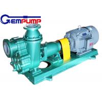 Wholesale FZB Fluoroplastic alloy Self Priming Centrifugal Pump acid red Cast Iron strong alkali pump from china suppliers