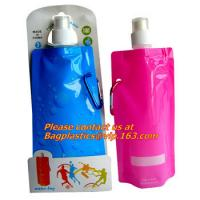 Wholesale Customized Baby food doypack stand up spout pouch,liquid water spout pouch/Flexible juice from china suppliers