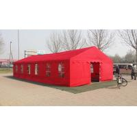 China Anti Fouling Outdoor Party Tents /  Wedding Reception Tent With Acrylic Fabric on sale