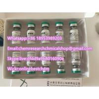 China Legit HGH Human Growth Hormone , High Purity Jintropin Growth Hormone on sale